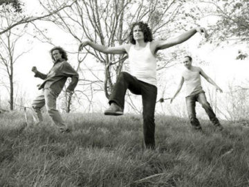 Photo of the Meat Puppets