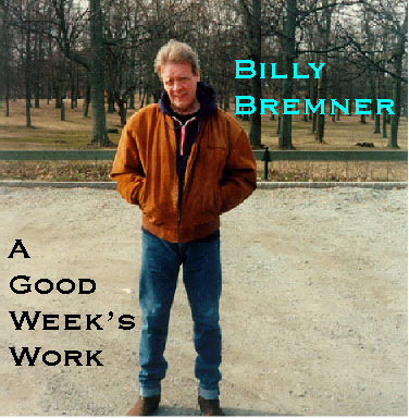 "Billy Bremner - ""A Good Week's Work"""