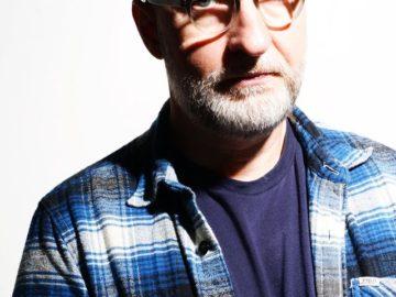 Bob Mould promo photo, circa 2017.