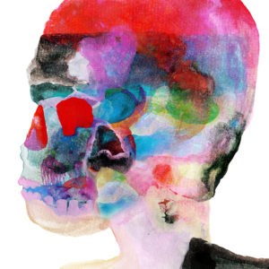 """Spoon - """"Hot Thoughts"""" LP cover"""