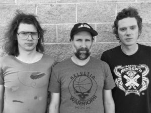 Built to Spill - Photo by Laurence Bishop